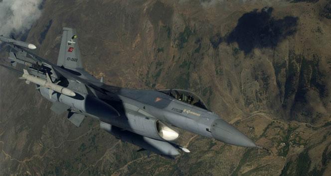 Son dakika :  Savaş uçaklarımız Havalanıyor!