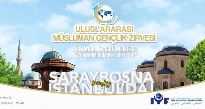 Müslüman Gençler İstanbul'da toplanacak!