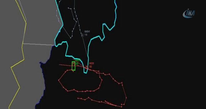 Genelkurmay, Rus uçağına ilişkin ses kayıtlarını yayınladı
