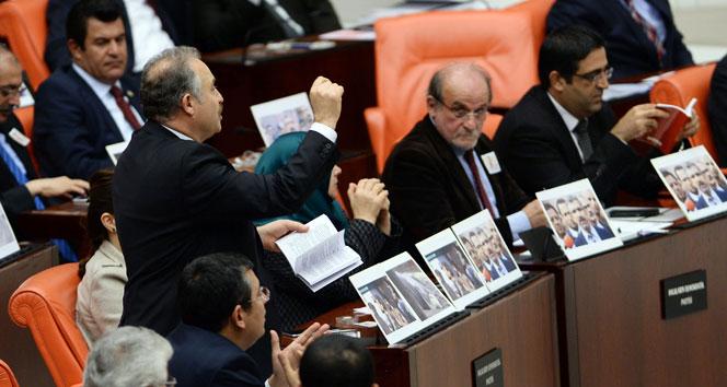 Mecliste Güven oylaması krizi!