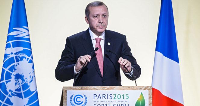 Erdoğan'dan net mesaj! Asıl sorumluluğu gelişmiş ülkeler