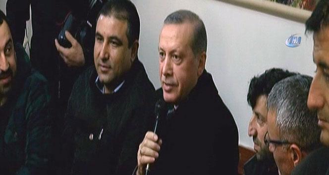 Erdoğan'dan o soruya esprili cevap!
