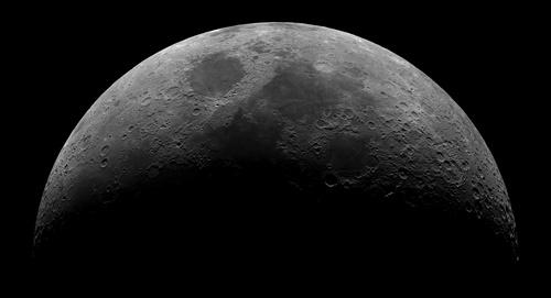 Bu da oldu! NASA Ay'ı gözden çıkardı!