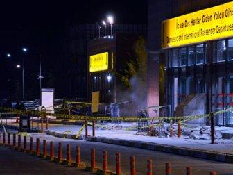 Gaziantep Havalimanı'nda bomba alarmı