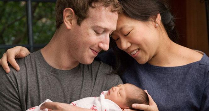 Mark Zuckerberg'den 45 milyar dolarlık bağış