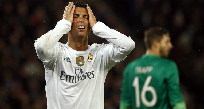 Real Madrid, İspanya Kral Kupası'ndan ihraç edildi