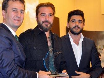 'Diriliş Ertuğrul' dizisi GTÜ'de ödül aldı