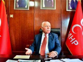 MHP İL BAŞKANI ERDEM'DEN BAKANLIK DEĞERLENDİRMESİ