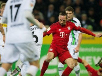 Bayern Münih, Mönchengladbach engelini aşamadı