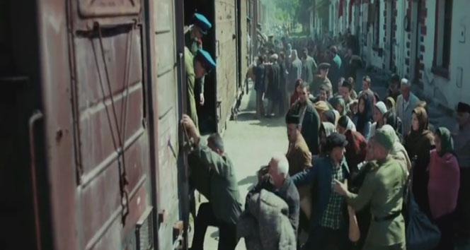 TRT Sovyet zulmünü dizi yapıyor!