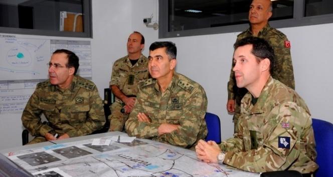 Türkiye ve İngiltere'nin 'siber savaş' tatbikatı