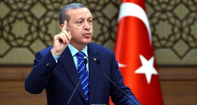 Erdoğan: 'Rusları anladık da size ne oluyor'