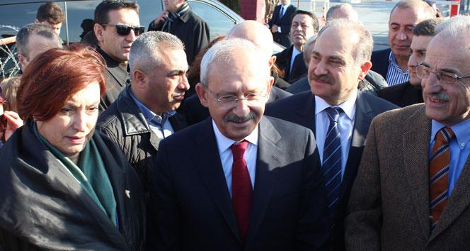 Kılıçdaroğlu'ndan, Can Dündar ve Erdem Gül'e ziyaret