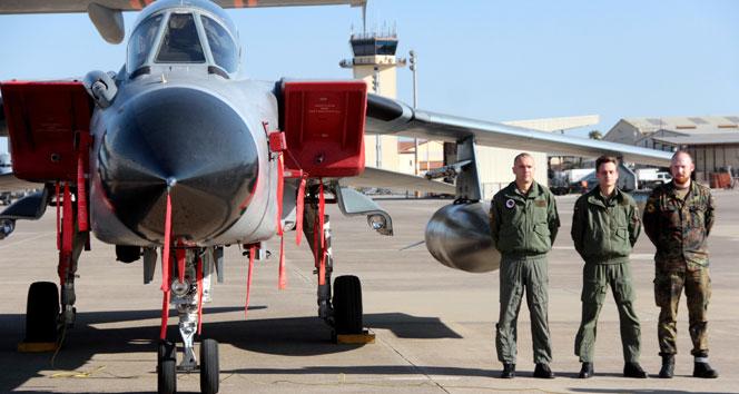 IŞİD'i vuran pilotlar konuştu