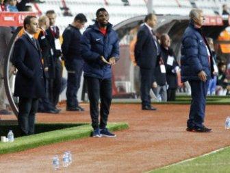 Eto'o'nun yönettiği Antalyaspor kazandı