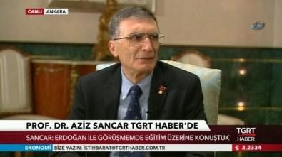 Aziz Sancar'dan samimi açıklamalar