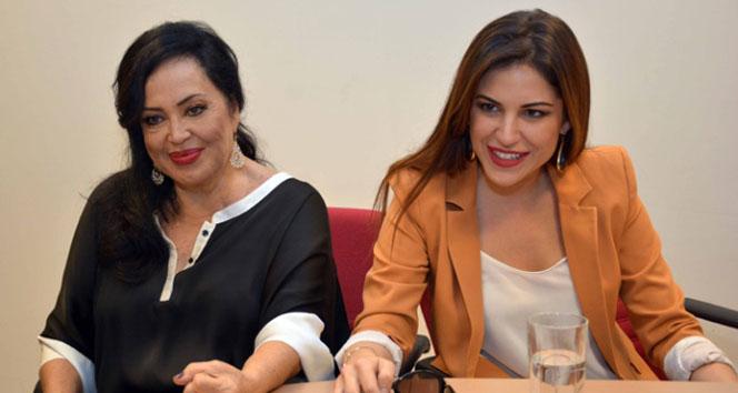 Türkan Şoray kızına övgüler yağdırdı