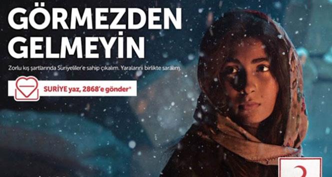 """Suriyeli mültecileri """"Görmezden Gelmeyin"""""""