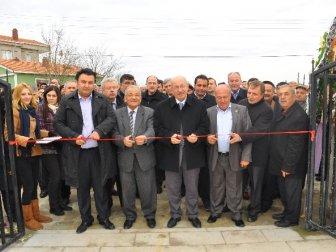 Malkara'da Tarihi Osmanlı çeşmesi hizmete açıldı!