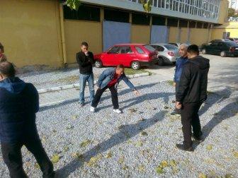 Aydın'da öğretmenlerin Bocce keyfi!