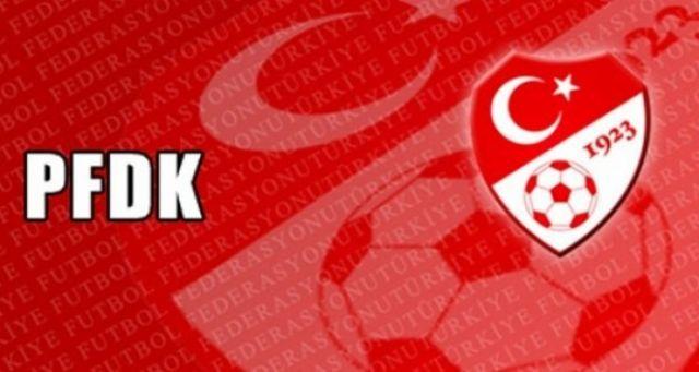 PFDK'dan Beşiktaş ve Fenerbahçe'ye ceza