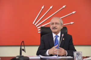 Kılıçdaroğlu'nun 'terör' toplantısı sona erdi