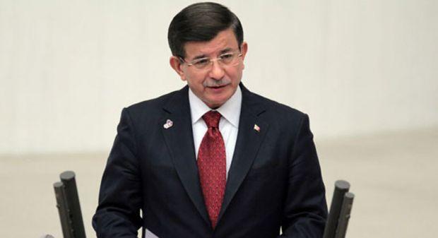 Başbakan Ahmet Davutoğlu'na Sultan Abdülhamid'i hatırlatan olay