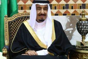 Kral Selman'dan 'terörizm' açıklaması