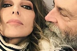 Zerrin Tekindor ve Bilginer'den aşk selfie'si!
