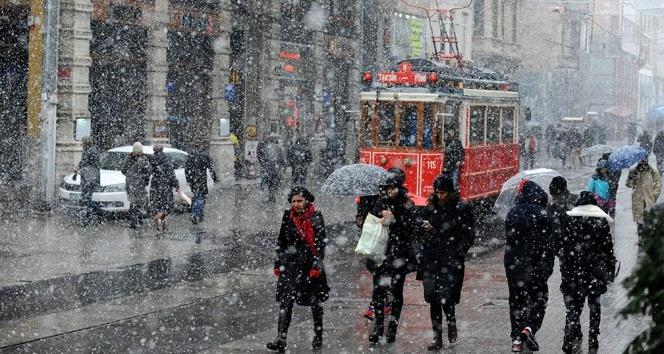 Bu illlere kar geliyor!