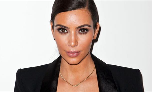 Kim Kardashian'a kardeş şoku