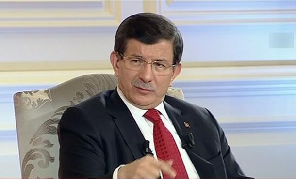 Davutoğlu NTV ekranından muhalefete seslendi