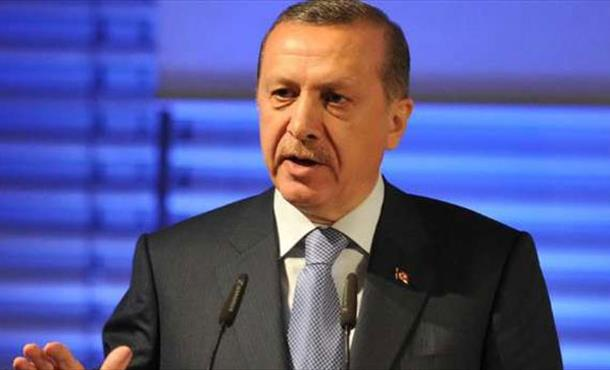 Cumhurbaşkanı Erdoğan'ın yeni yıl mesajı!