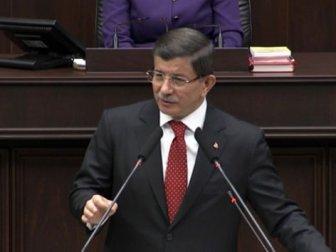 Başbakan Davutoğlu'nun yeni yıl mesajı