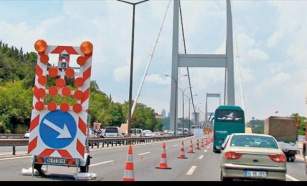 Köprü ve otoyollara zam