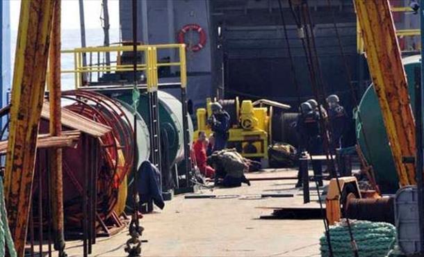 Türkiye'den uluslararası sularda operasyon