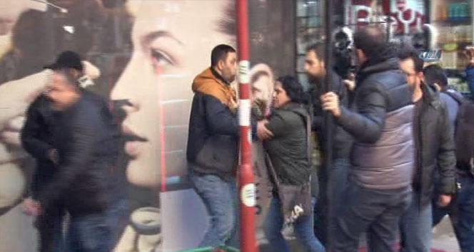 İzmir Karıştı! HDP'li 29 kadın gözaltına alındı