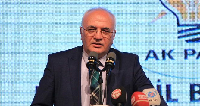 Bakan Mustafa Elitaş'ın açıkladığı rakam dudak uçuklattı!