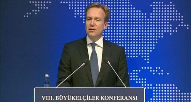 Norveç terör saldırısını kınadı