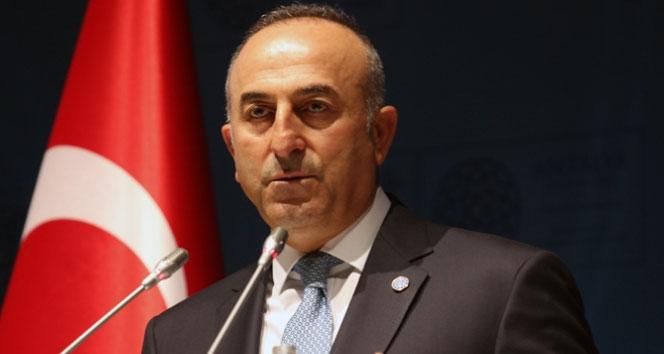 Çavuşoğlu, Yunanistan Dışişleri Bakanı ile görüştü