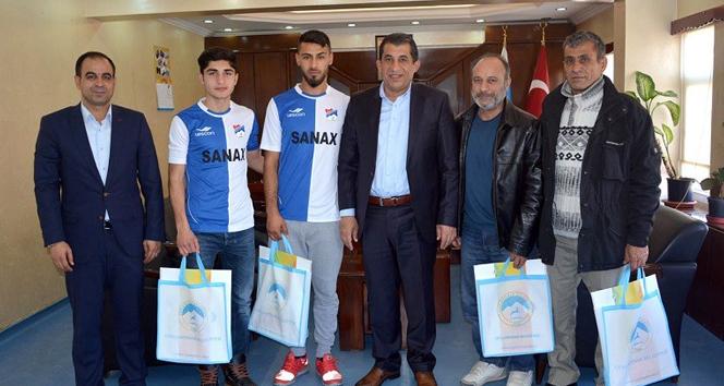 Şanlıurfaspor'da Hasan Direk ve Yusuf Sarıca transferi