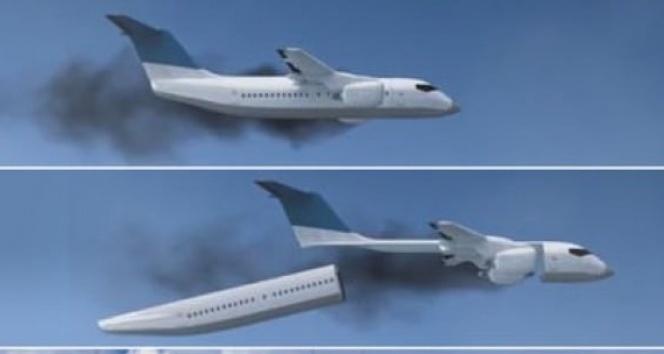 Uçak kazalarında ölümleri bitirecek buluş
