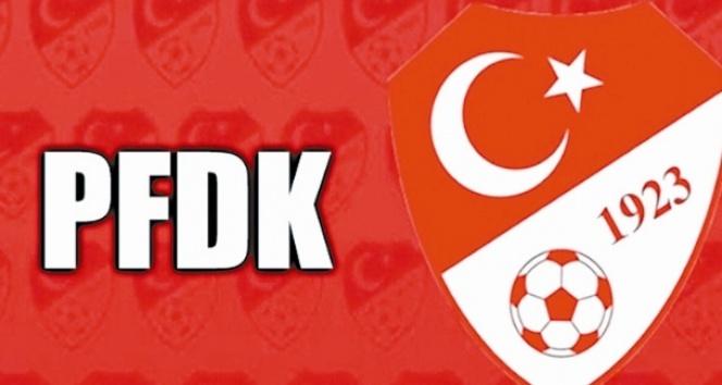 Galatasaray'a bir ceza da PFDK'dan