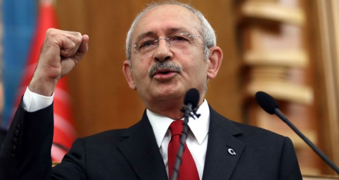 Kılıçdaroğlu, yine gaf yaptı