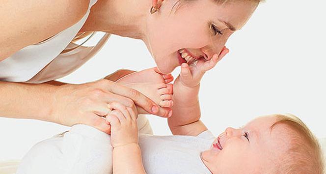 Çocuklarınızla göz göze iletişim kurun