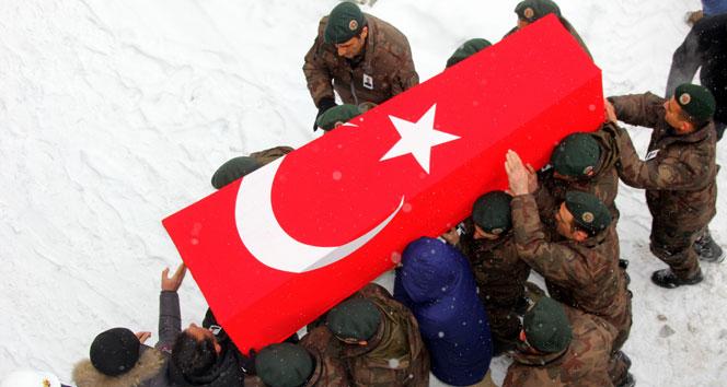 Cizre'den acı haber: 1 polis şehit!