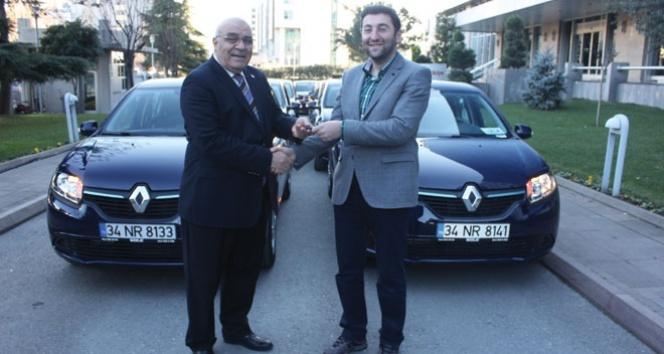 Türkbarter'den İHA'ya 20 araç!