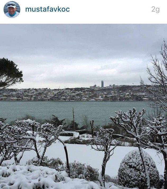 Mustafa Koç Instagram'da en son bu fotoğrafı paylaştı!