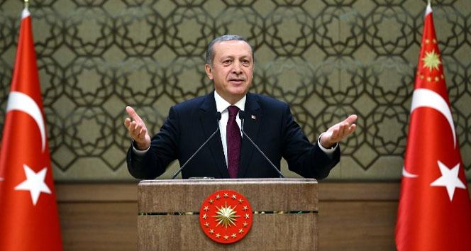Erdoğan, Suriyeli gazetecilerle görüştü