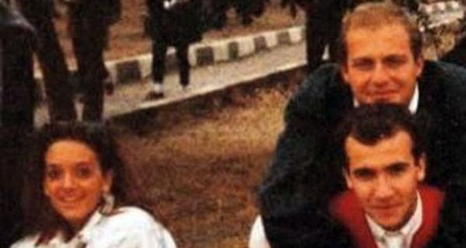 Saba Tümer'in Mustafa Koç'la 30 yıllık fotoğrafı